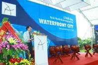 Khánh thành khu đô thị WATERFRONT CITY